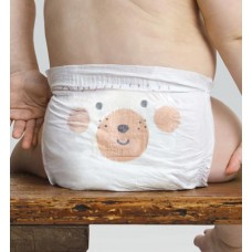 Eco nappies maxi (34-pack) - 7-11kg